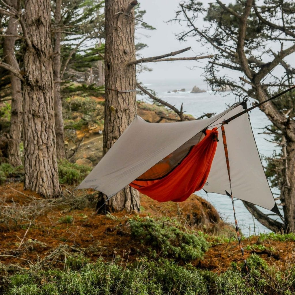 Kammock mantis hammock tent