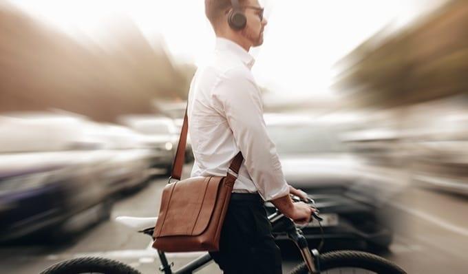 Smart Wireless Headphones with ANC