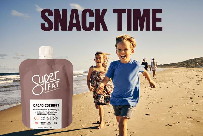 SuperFat cacao coconut