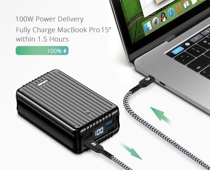 SuperTank powers your MacBook Pro