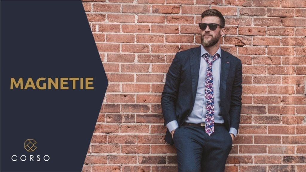 Magnetie: The Tie That's Changing the Way We See Ties