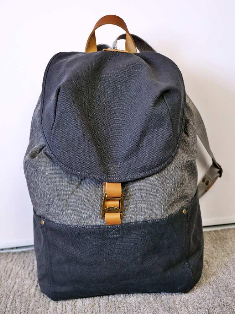 Loctote Cinch Pack - safe backpack