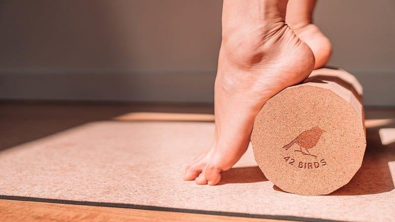 The Warbler Cork Massage roll